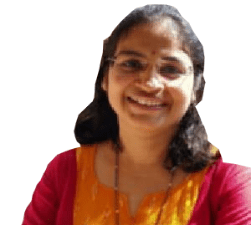 Teacher at COEPians Academy - Mrs. Mrudula Soman