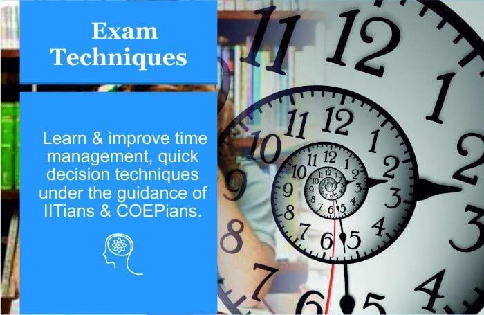 We provide best exam techniques for all students in the class